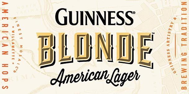 REVIEW: Guinness Blonde American Lager
