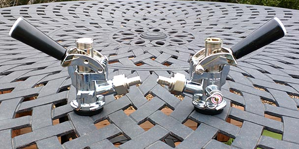 Types of Keg Couplers