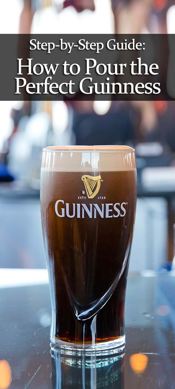 How to Pour Guinness