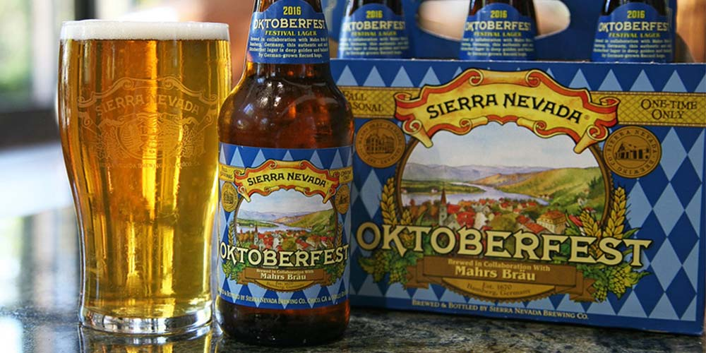 Oktoberfest from Sierra Nevada Brewing